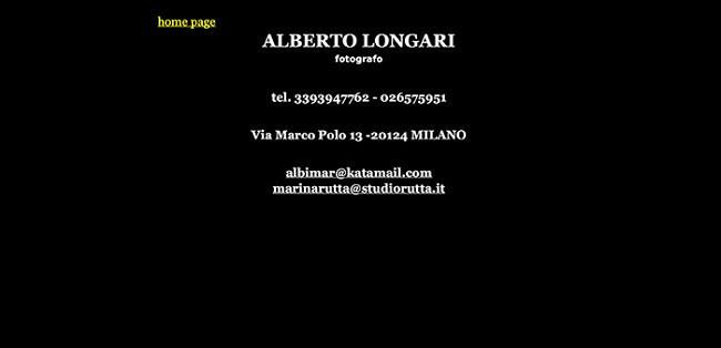Alberto Longari Info