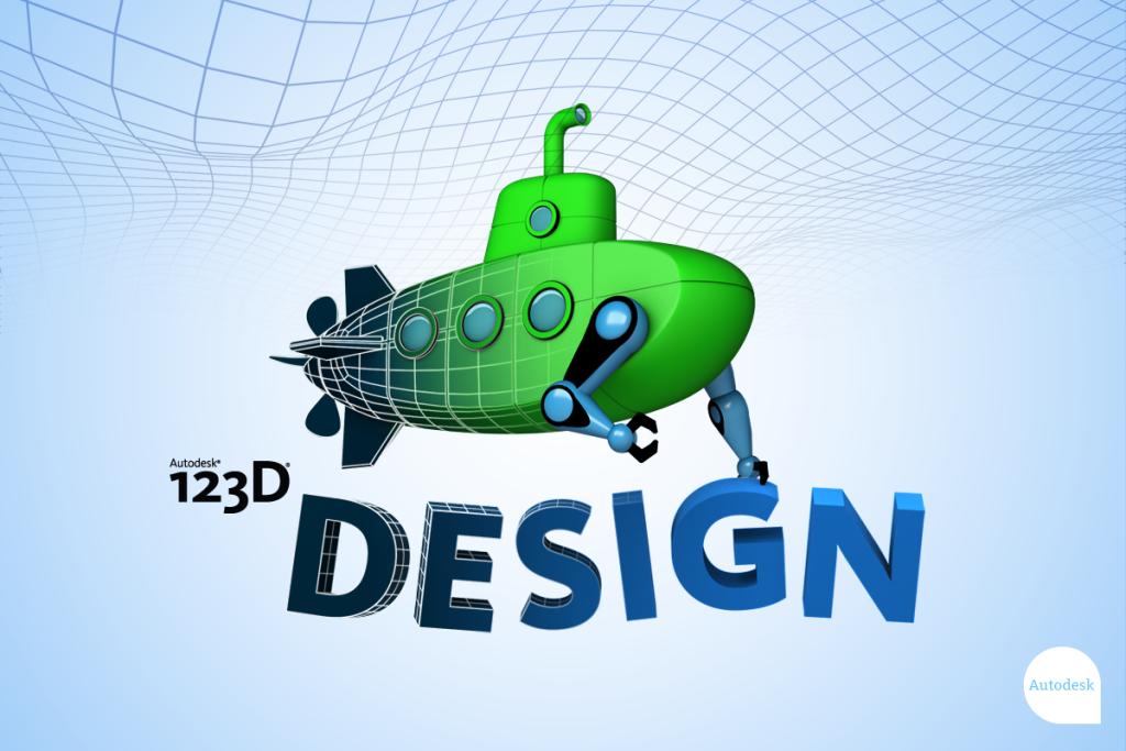 Stampa 3D con 123D Design