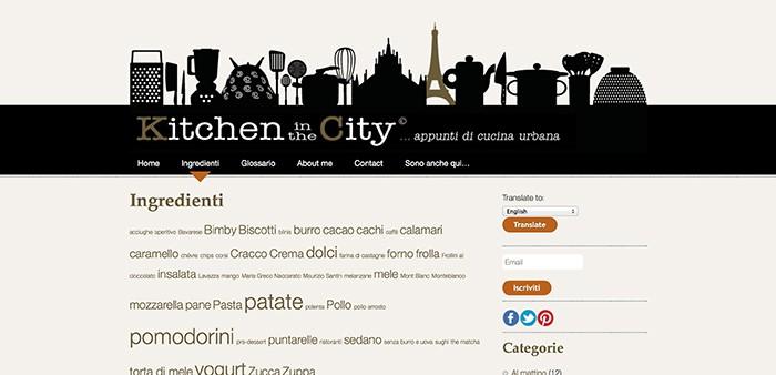 Kitchen In The City Ingredienti