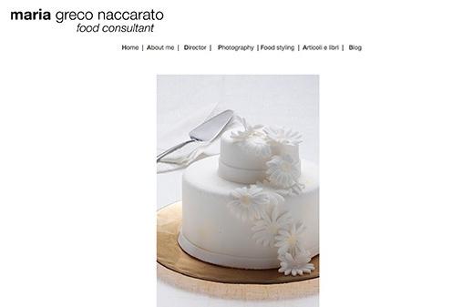 Maria Greco Naccarato - Home