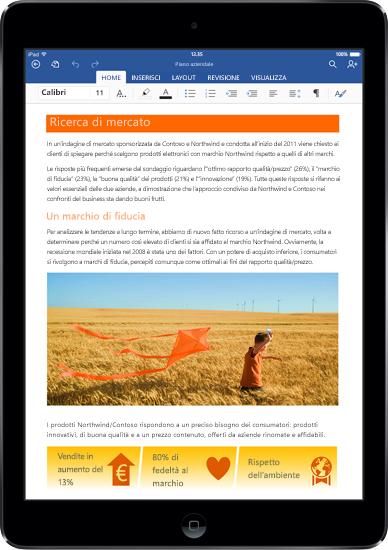 Apple promuove il software Microsoft per aumentare le vendite sei suoi iPad Pro