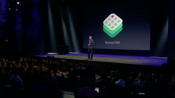 Carekit, Apple vuole che l'utente controlli maggiormente la sua salute
