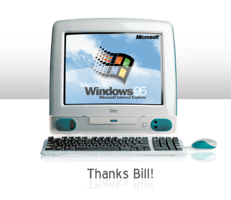 Le leggende di Apple e Microsoft