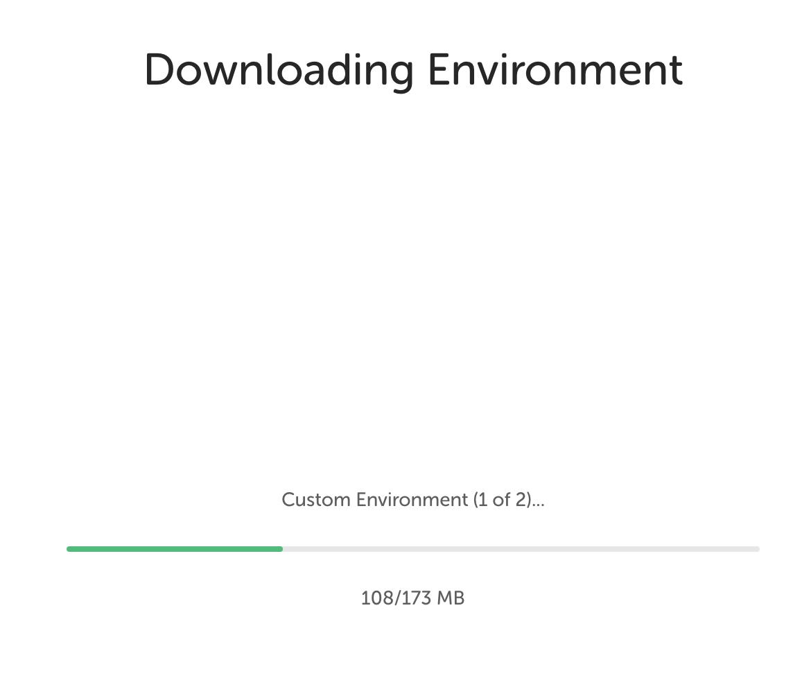 Download delle componenti aggiuntive custom