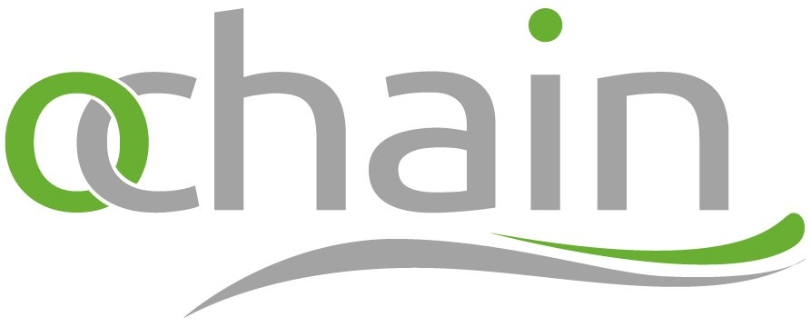Ochain - Logo rivistato