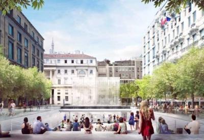 Nuovissimo Apple Store in Piazza Liberty a Milano
