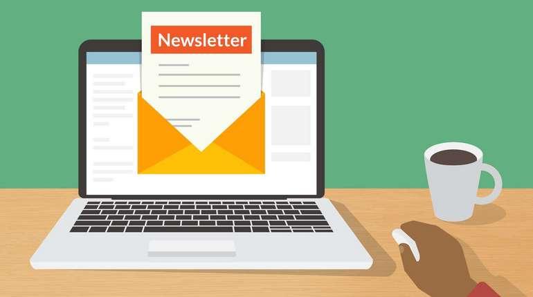 Newsletter, sviluppiamola insieme - Lo studio di una DEM