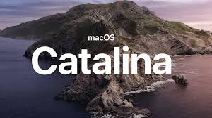 Mac OS 10.15 Catalina