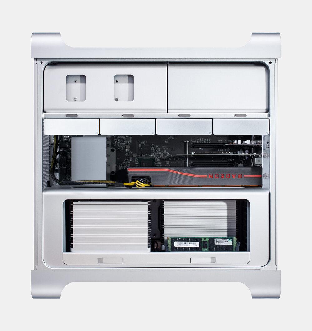 Mac Pro con due processori
